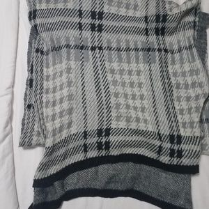 H&m divided winter blanket scarf